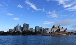 Syndey und Abschied von Australien