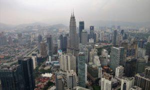 Stopover in Kuala Lumpur
