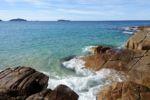 Wreck Beach bei Nelson Bay