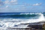 Wellen von Angourie