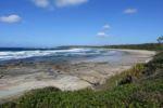 Little Shelly Beach bei Angourie