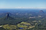 Mt. Beerwah, Glasshouse Mountains