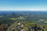 Ausblick vom Mt. Beerwah