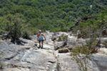Abstieg vom Mt. Beerwah