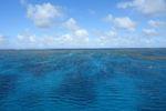 Blick auf das Flynn Reef im Outer Great Barrier Reef