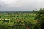 Aussicht von Phnom Sampov