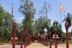 Einer von unzähligen Tempeln