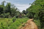 Ländliche Gegend ausserhalb von Battambang