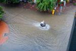 Regenzeit in Kambodscha...