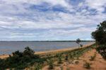 Stausee bei Siem Reap