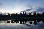 Sonnenaufgang in Angkor Wat