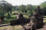 Eine der vielen Tempelanlagen um Siem Reap