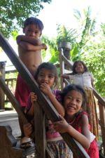 Noch mehr fröhliche Kinder