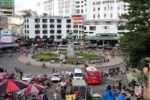 Hauptplatz von Da Lat