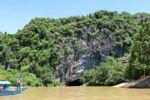 Eingang Phong Nha Cave