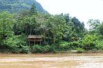 Auf dem Nam Ou zwischen Muang Khua und Muang Ngoi