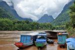 Ankunft in Muang Ngoi