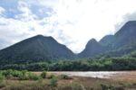 Umgebung von Muang Ngoi