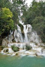 Der Kuang Si Wasserfall