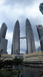 Imposante Petronas Towers