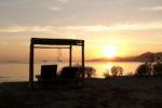 Sonnenaufgang in Gili Gede