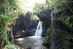 Wasserfall in der Nähe von Tetebatu