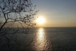Sonnenuntergang bei Senggigi