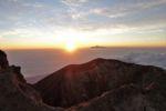 Krater des Gunung Agung