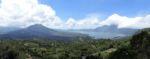 Mt. Batur mit Kratersee