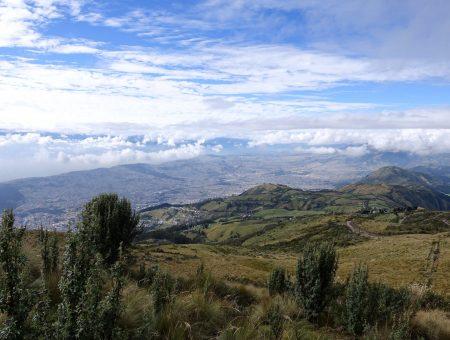 Quito und Rucu Pichincha