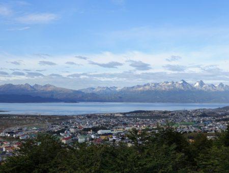 Am Ende der Welt in Ushuaia
