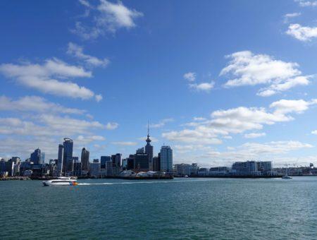 Von Auckland in Richtung Südinsel