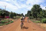 Fahrradtour rund um Kratie