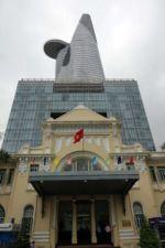 Gebäude von Ho Chi Minh City