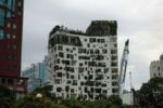 Moderne Architektur in Ho Chi Minh City