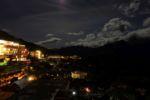 Nachthimmel über Sa Pa