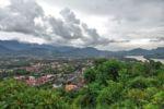 Ausblick auf Luang Prabang vom Phu Si
