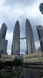 Imposante Petronas Towers