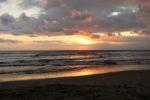 Sonnenuntergang in Legian